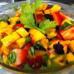 Mango Madness Salad Chef Boyarde