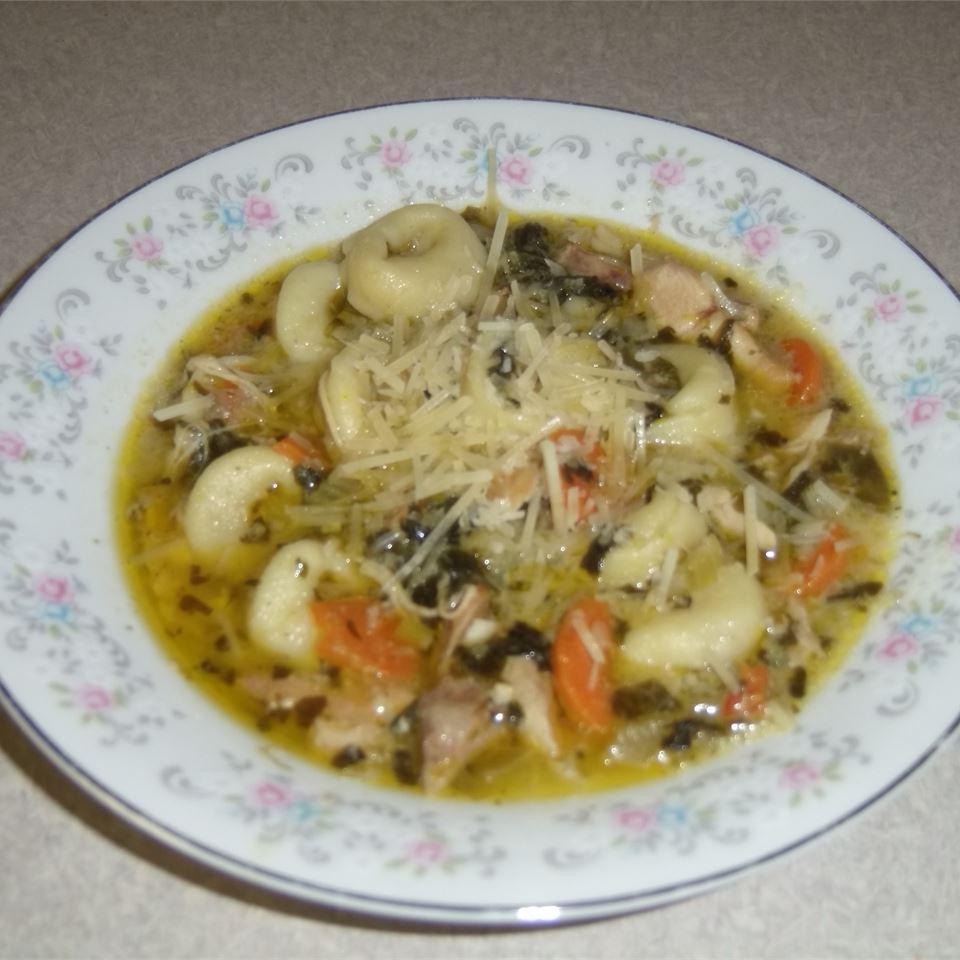 Chicken Soup II Mrs Winter