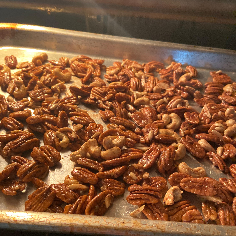 Pecan Snack Twiggy