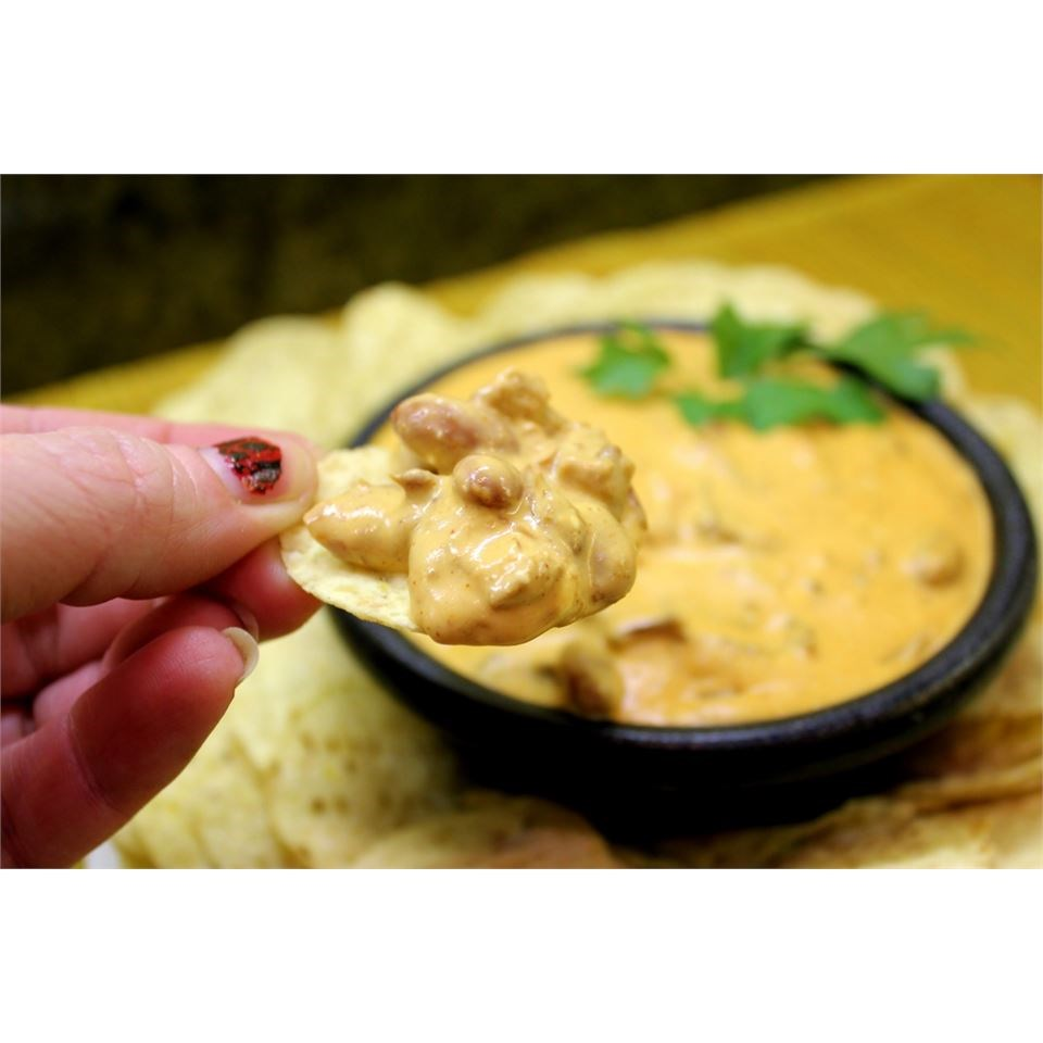 Quick and Easy Chili Dip Valerie B