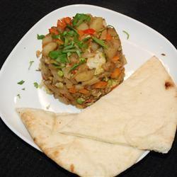 Indian Vegetable Bhaji ZeCook