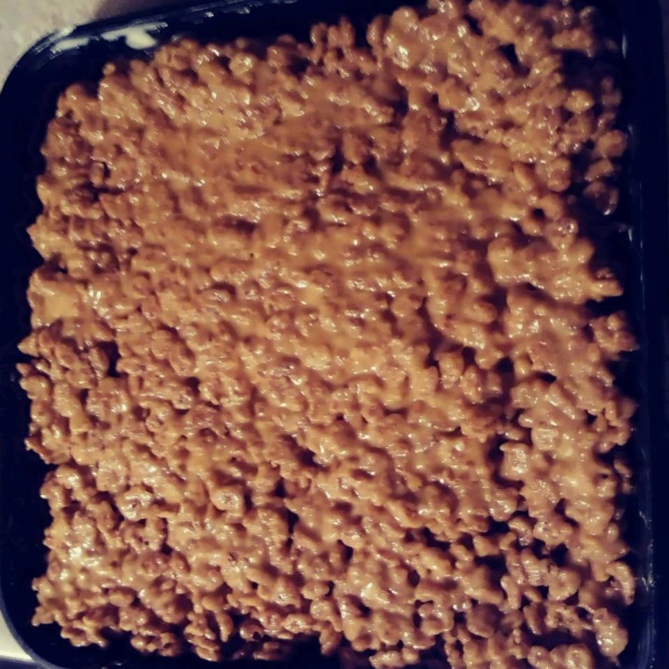 Peanut Butter Crispies II Shannon Schwartz