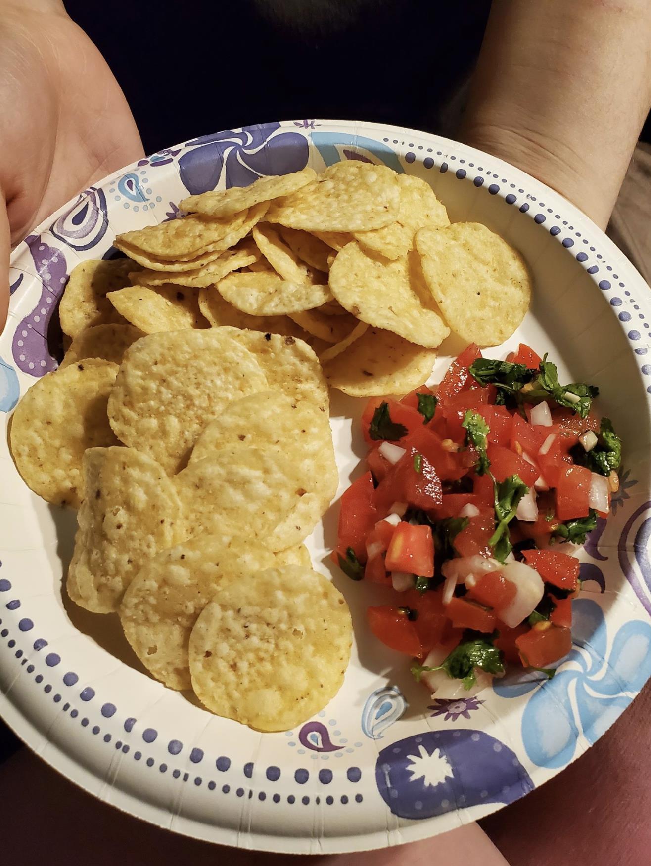 Fresh Tomato Salsa Lexi Nelson