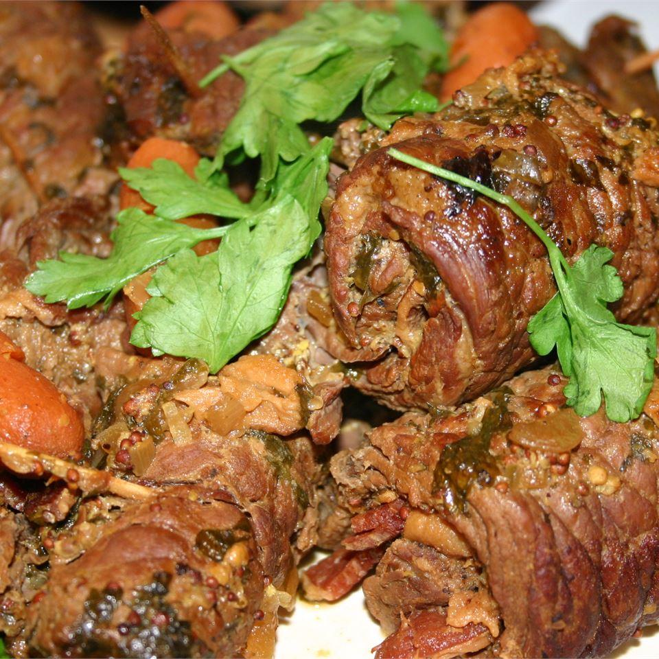 German Beef Rouladen