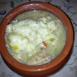 Mom's Simple Dumplings