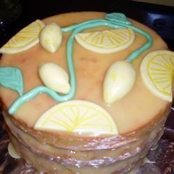 Lemon Cheese Cake Lolathreads