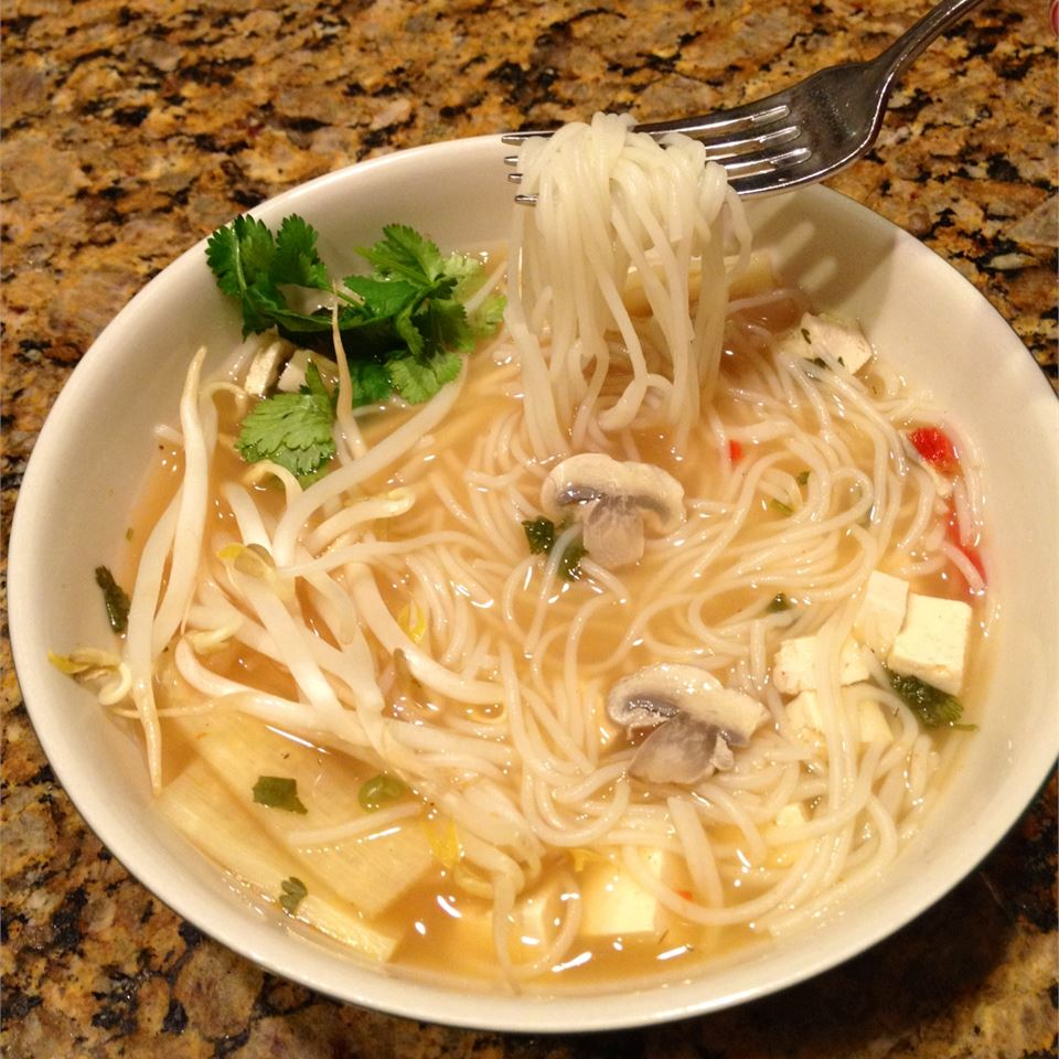 Super Hot and Sour Shrimp Soup lexagski