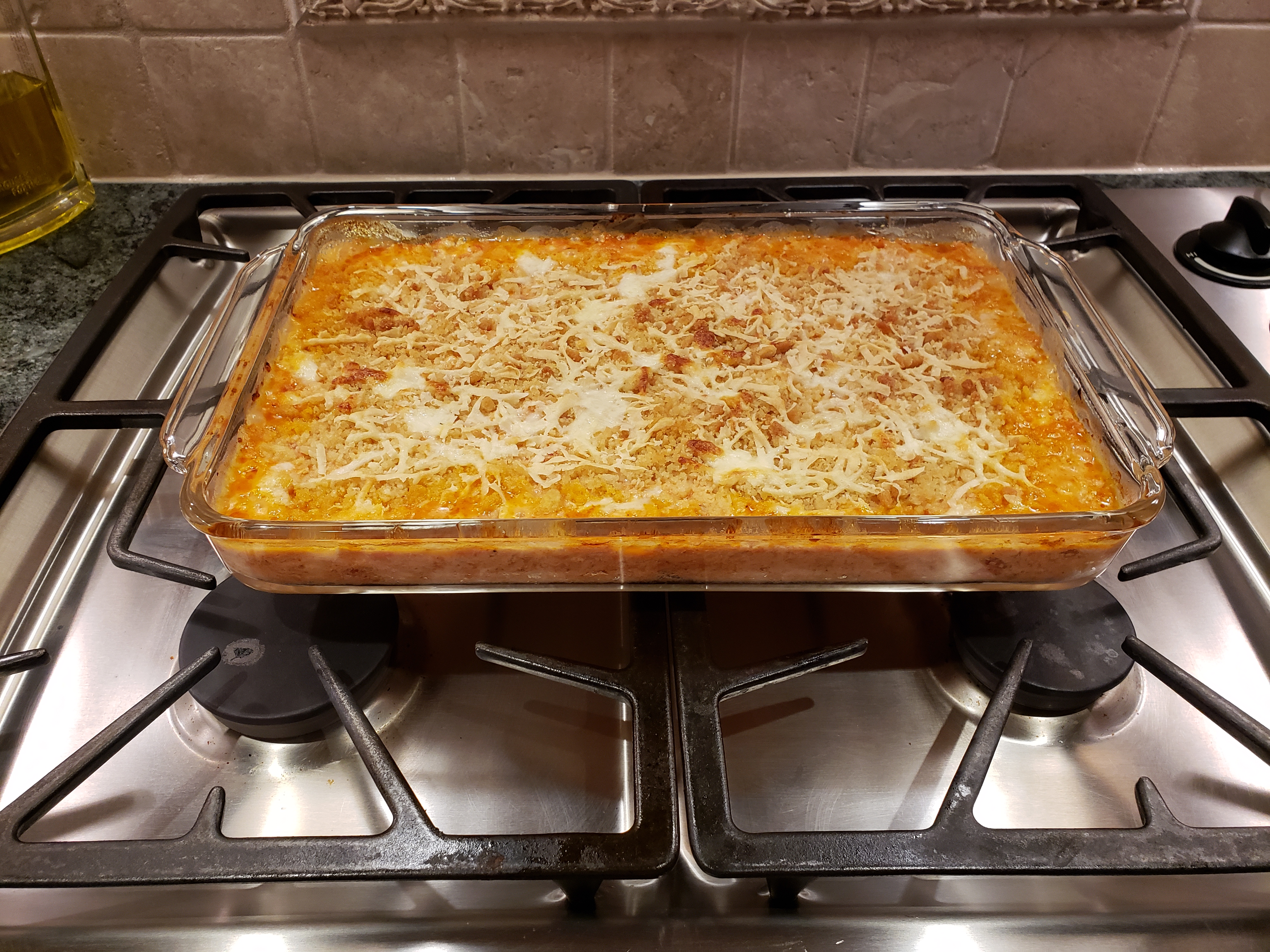 Baked Chicken Parmesan Dip Terrence Collins