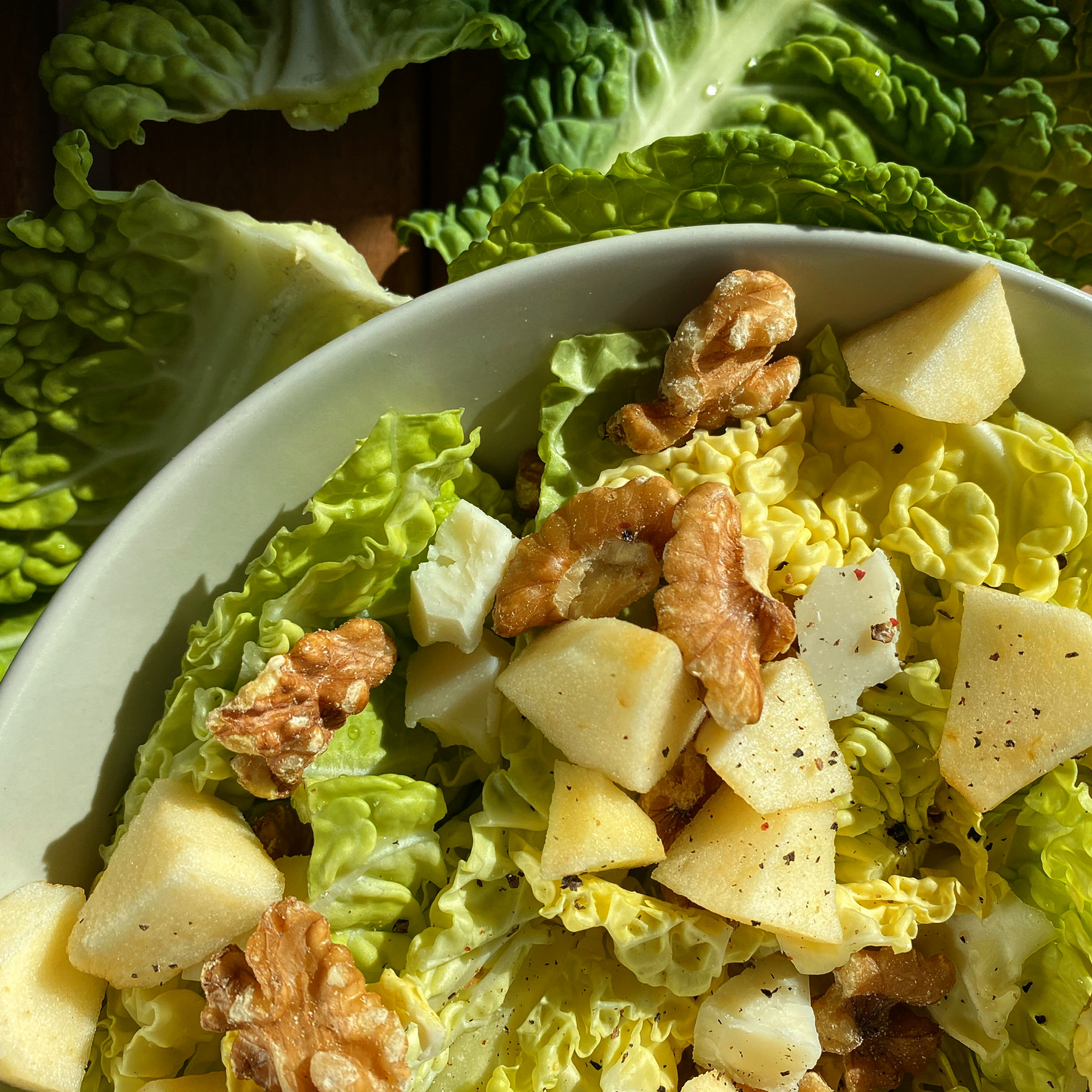Savoy Cabbage Salad Recipe Allrecipes