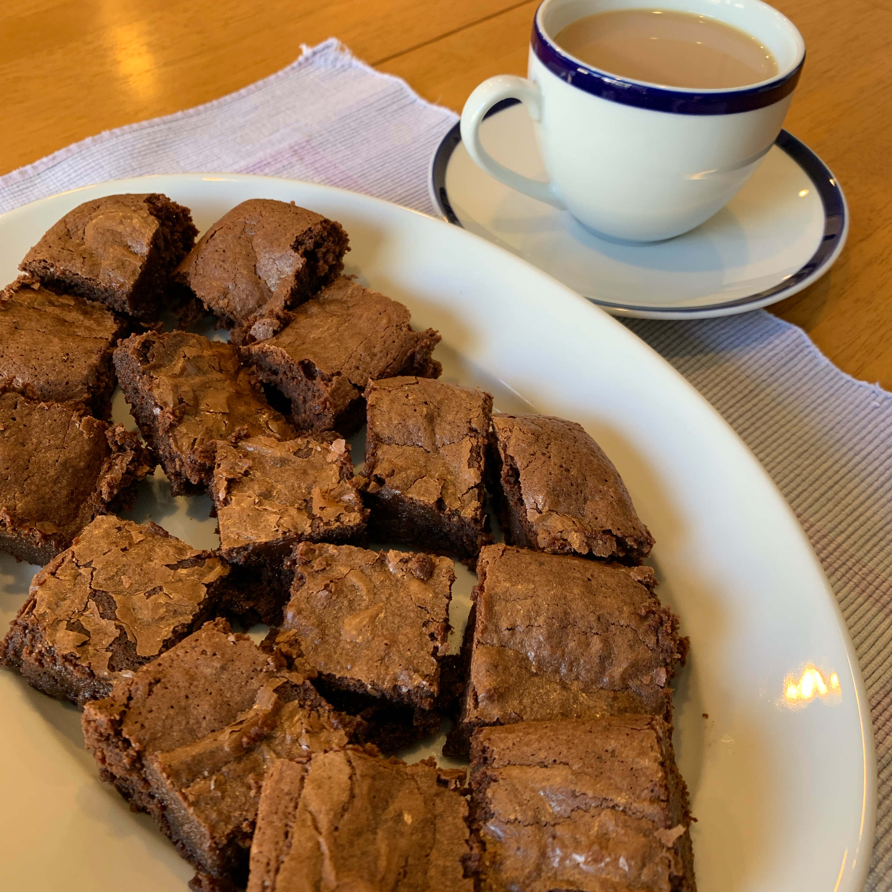 Espresso Brownies Howard