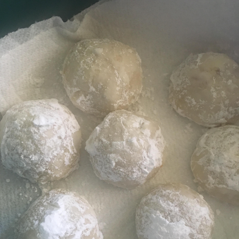 Mexican Wedding Cakes II