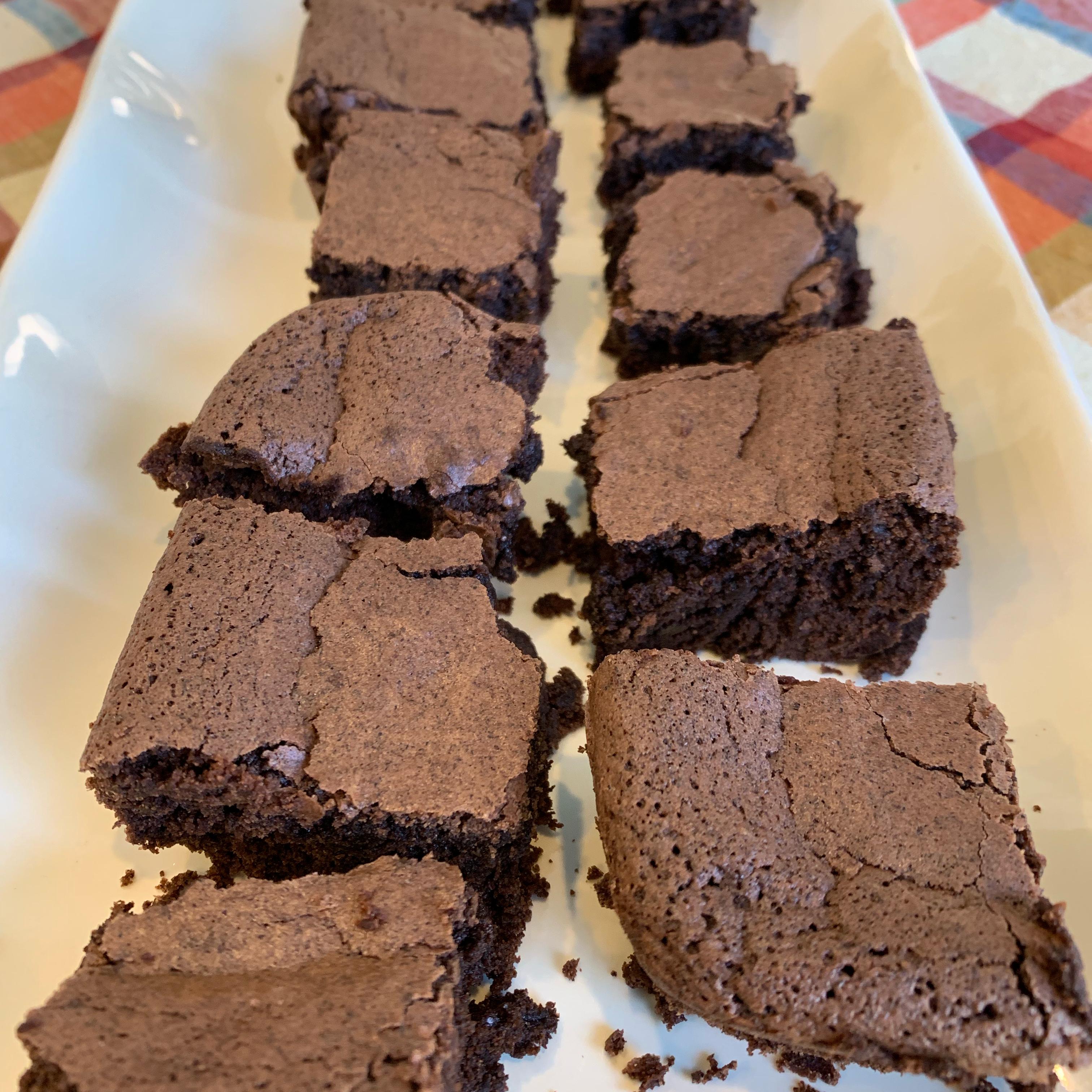 Gluten-Free Buckwheat Brownies