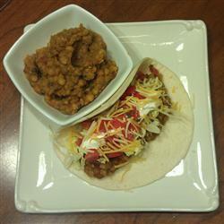 Vegan Lentil Taco 'Meat'