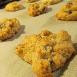 Dave's Big Raisin Cookies