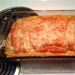 Spinach Lasagna III Holly Arnold
