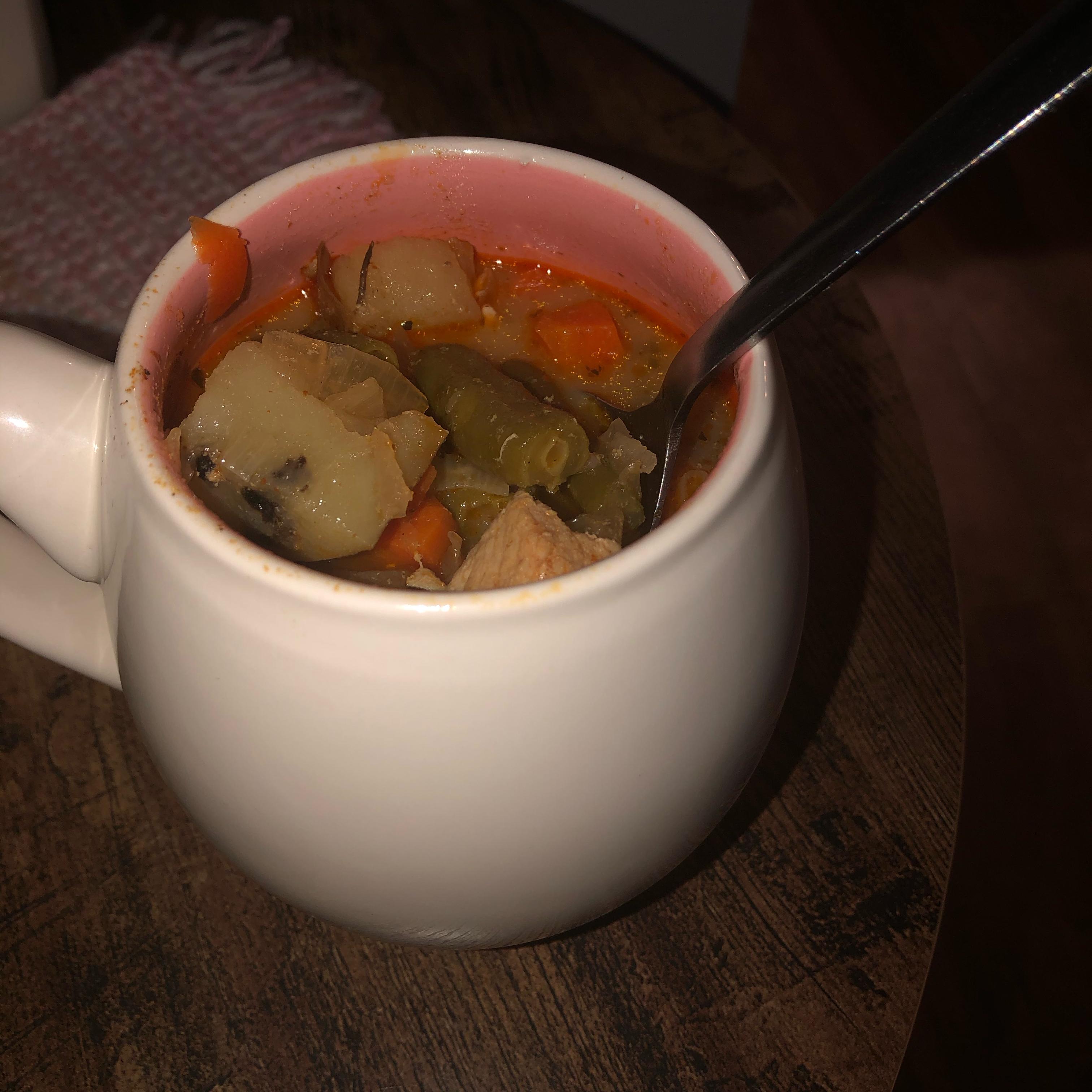 Pork Chop Soup Lisa Curler