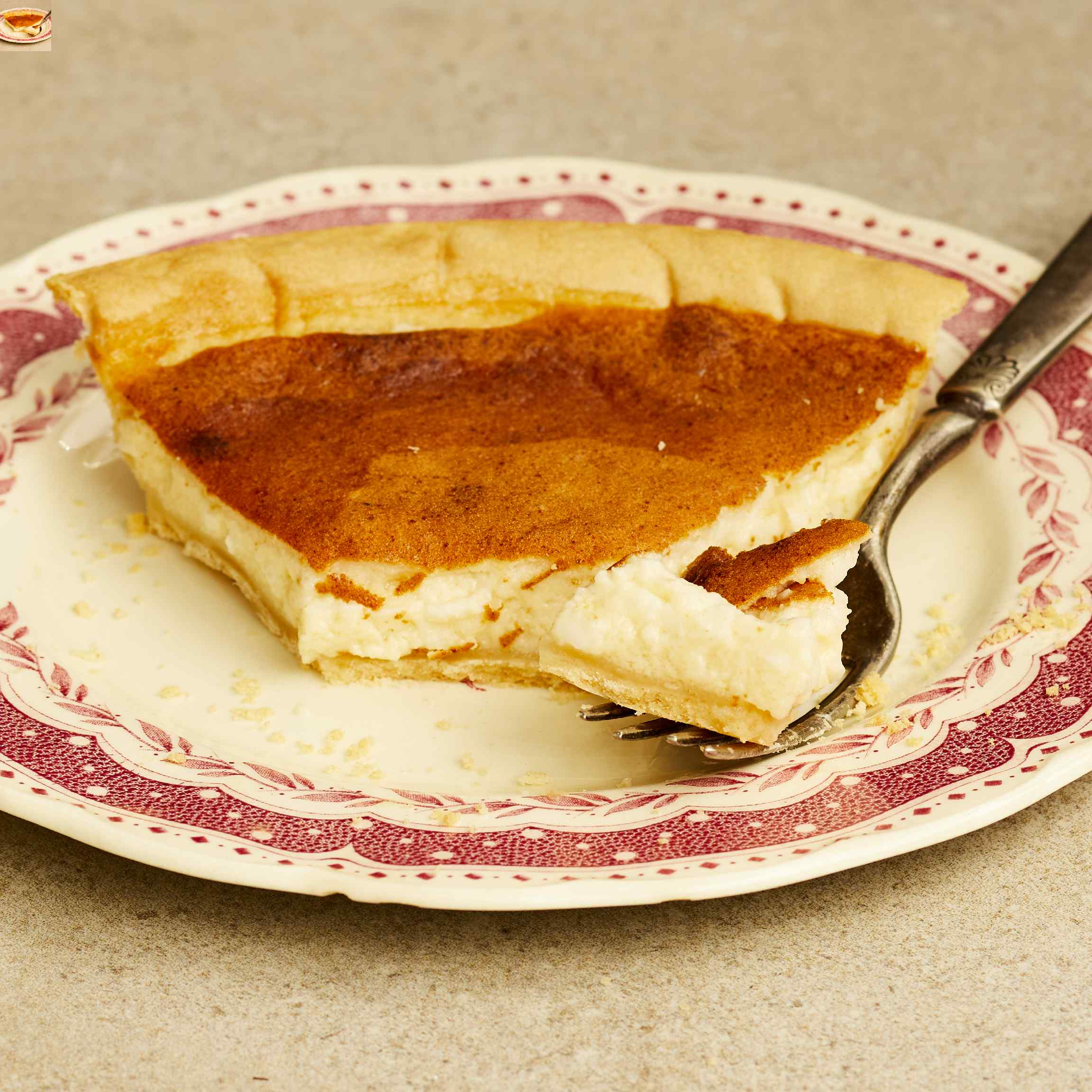 Amish Custard Cottage Cheese Pie Trusted Brands