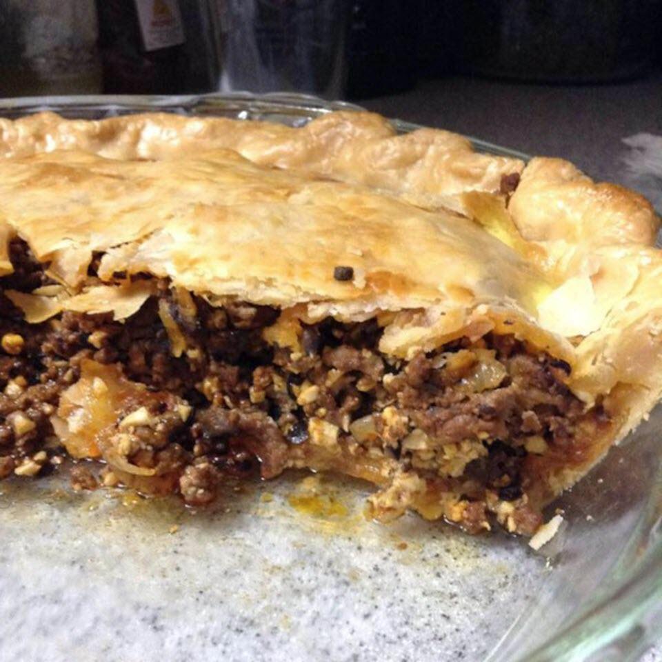 Empanada Pie