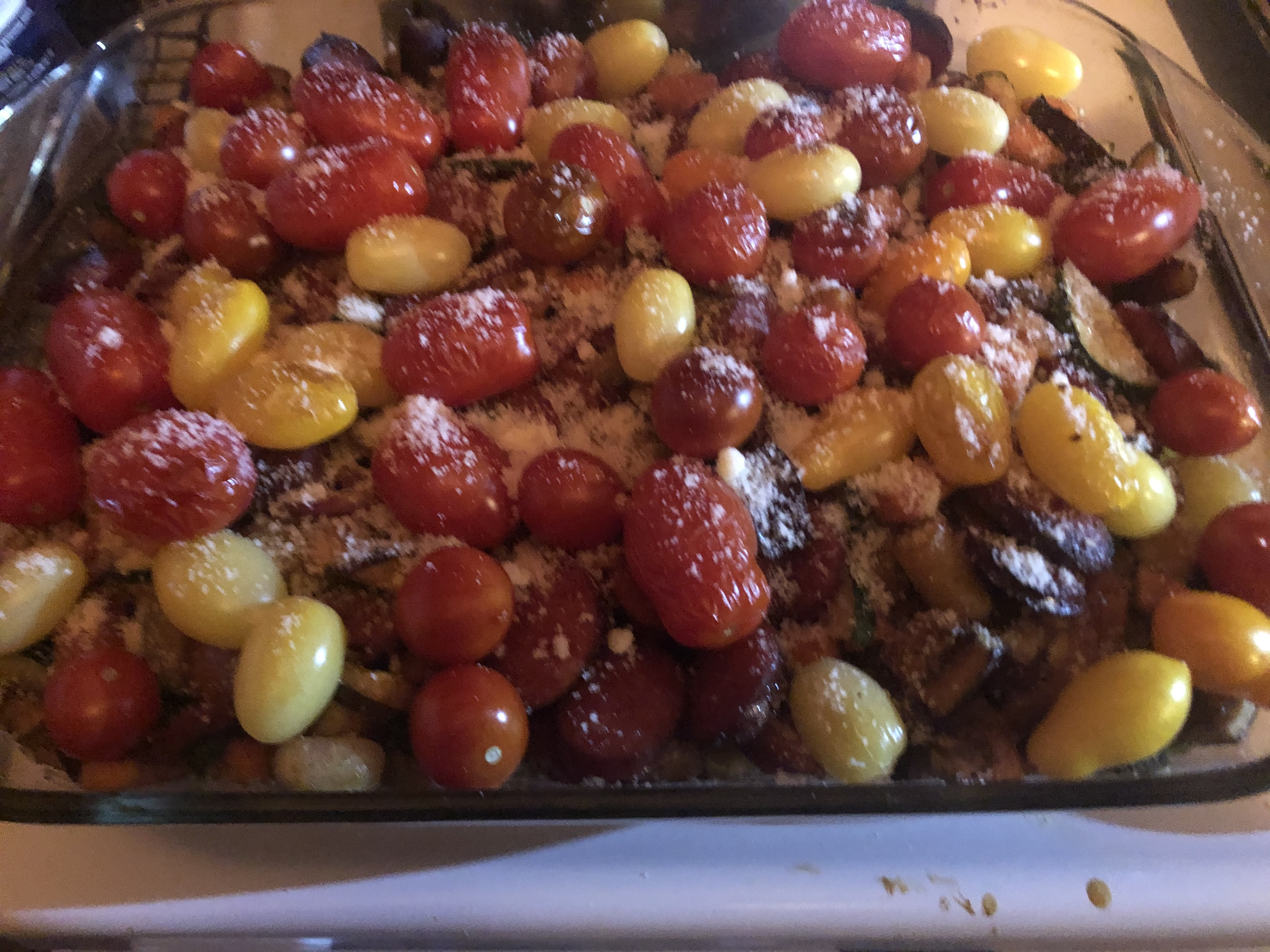 Autumn Ratatouille with Smoked Sausage Grace Frost