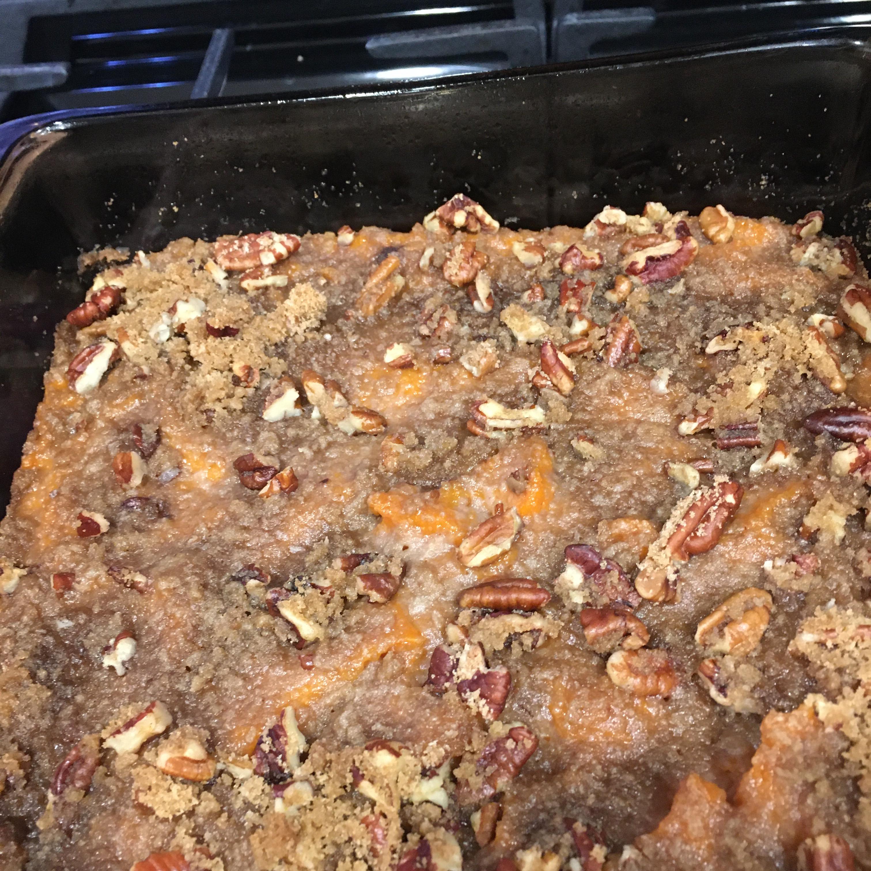 Sweet Potato Crunch Casserole