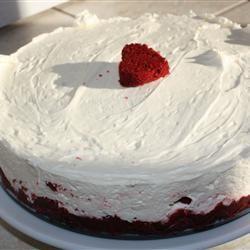 Red Velvet-Center Cheesecake sanzoe