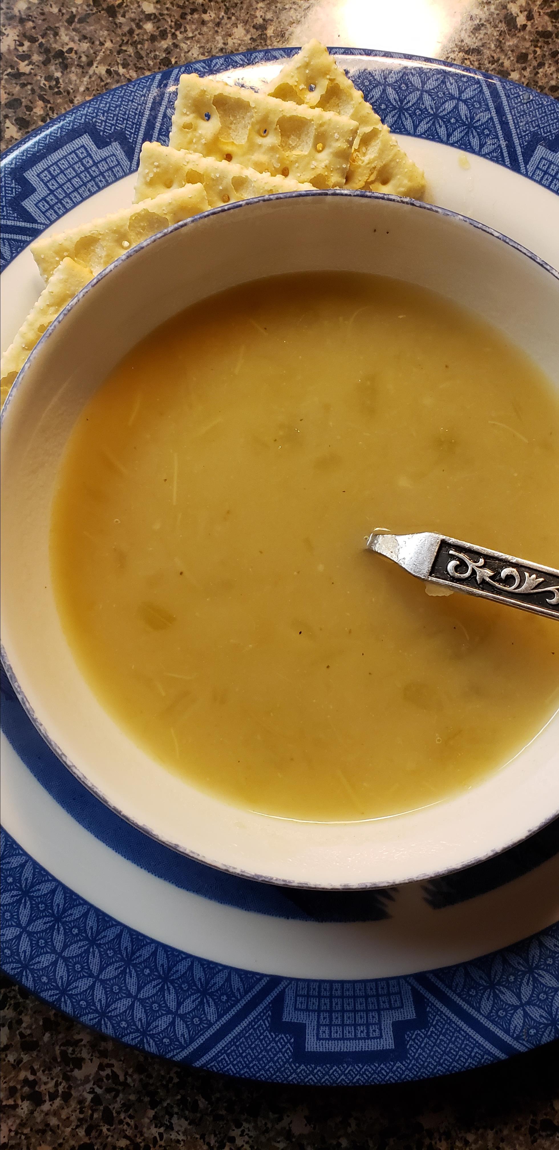 Instant Pot® Celery Soup Sharon Kay Rains Grimes
