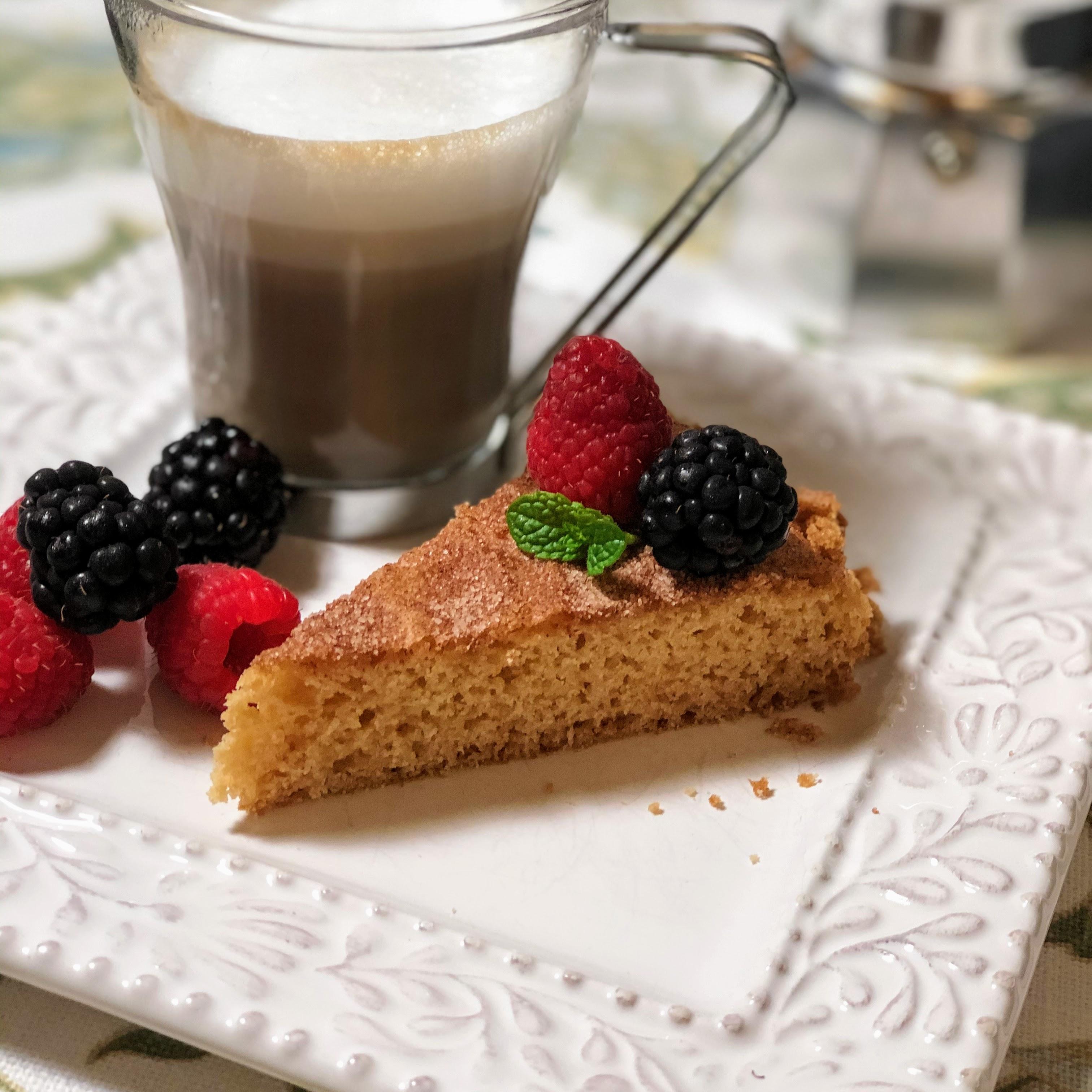 Amish Brown Sugar Cake