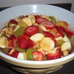 Sunday Best Fruit Salad
