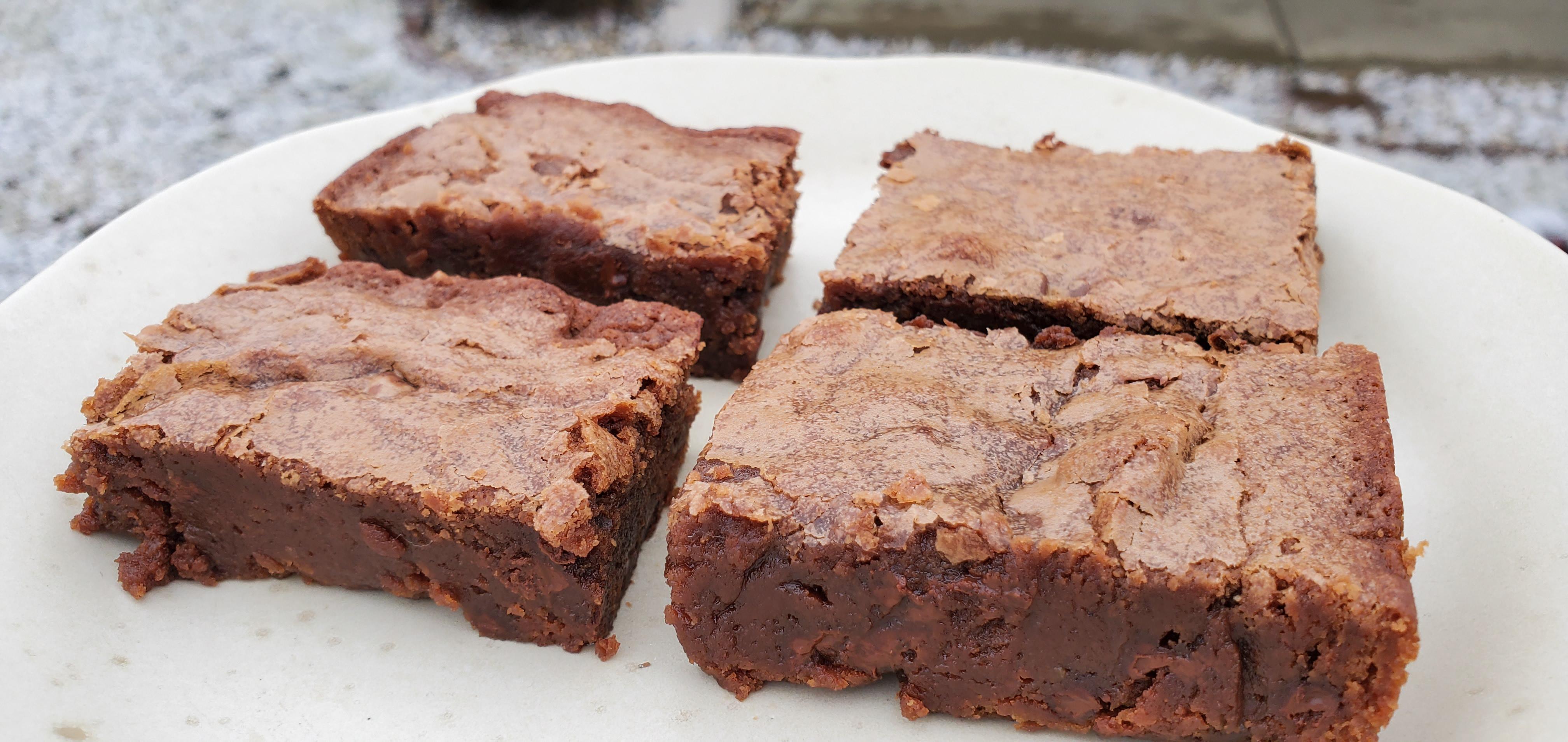 Fudge Chunk Brownies Belinda