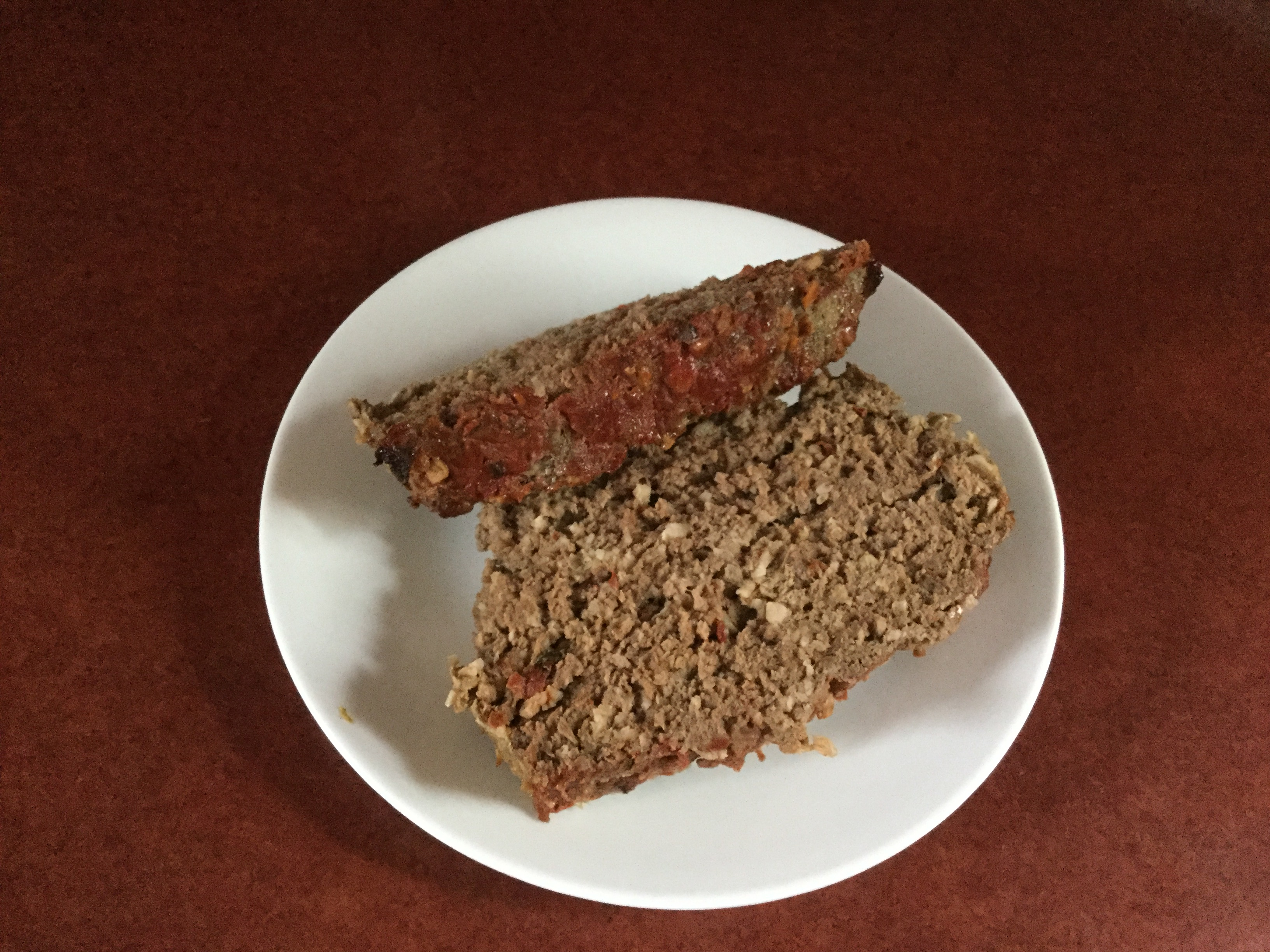 Meatloaf al Italiano Bren