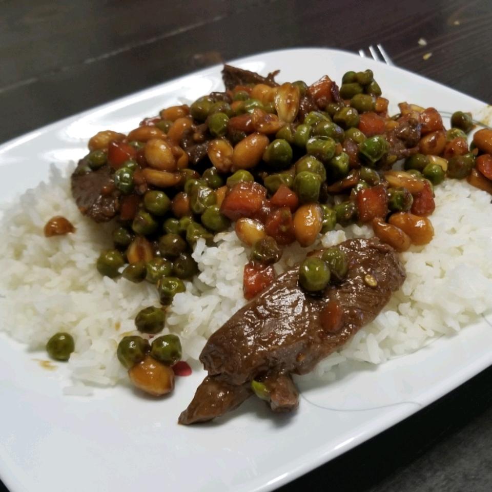 Asian Beef and Vegetable Stir-Fry Joseph Bevan