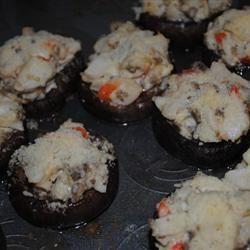 Crab Stuffed Mushrooms II Kayteb89