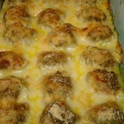 Grandma's Applesauce Meatballs Pipster