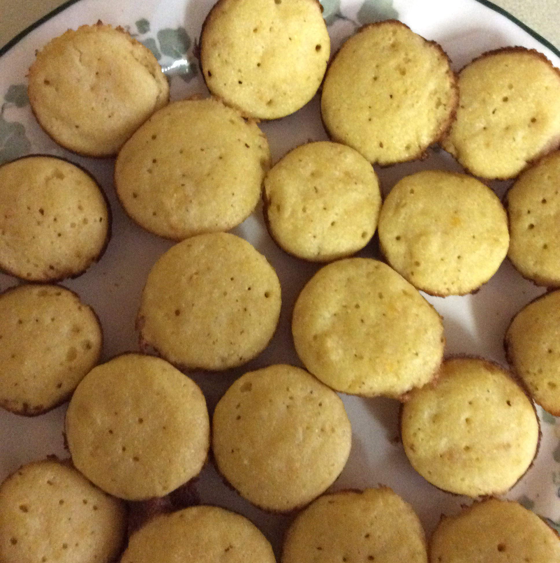 Sweet Corn Muffins with Real Corn Jane Simpson