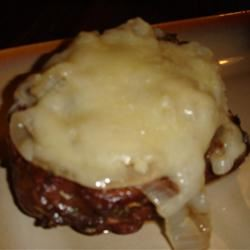 Smothered Filet Mignon Gianna Rose Allen