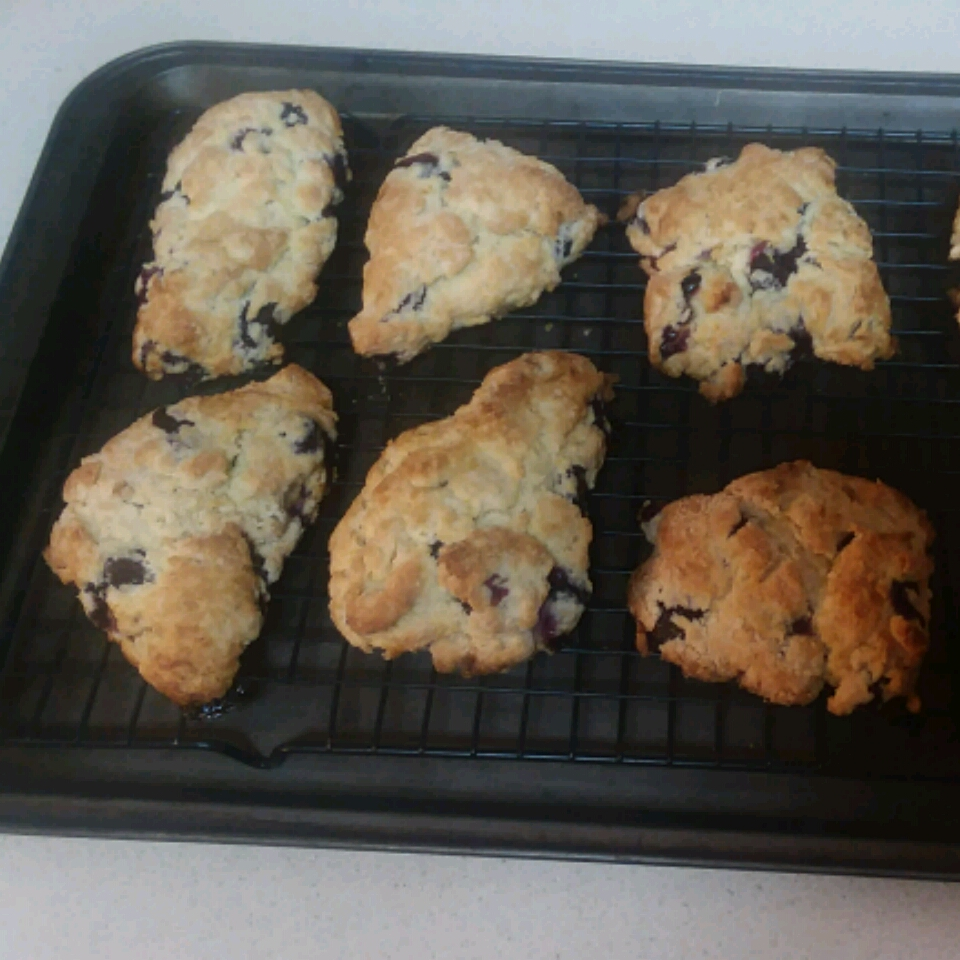 Lemon Blueberry Scones GRC1959