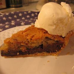 Chocolate Chip Pie III