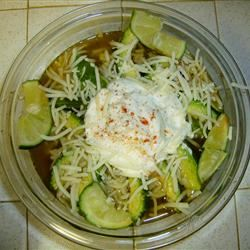 Homemade Albondigas Soup Cowboy Mark