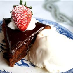 Brownie Torte WILDFLOWER12