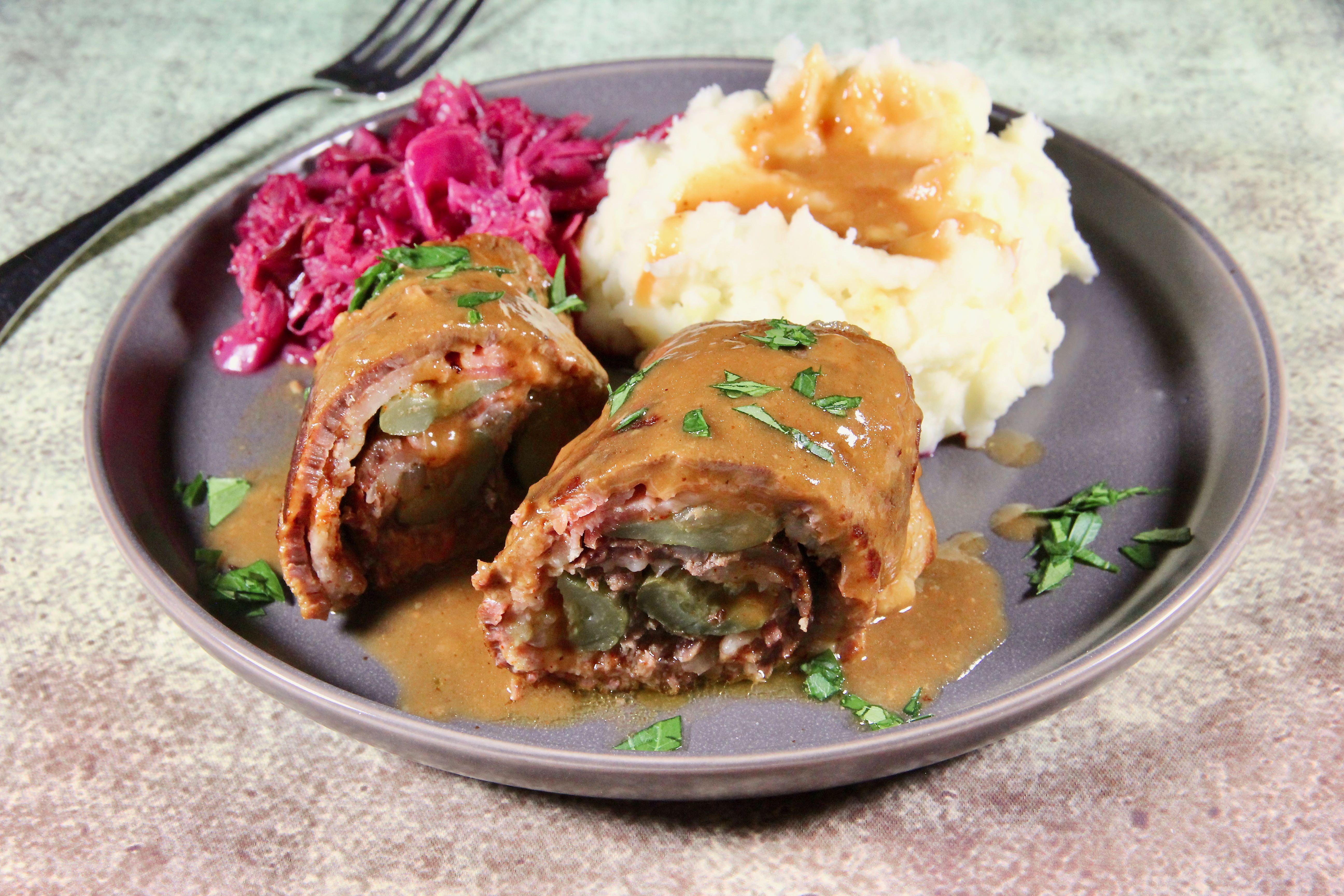 Chef John's Beef Rouladen