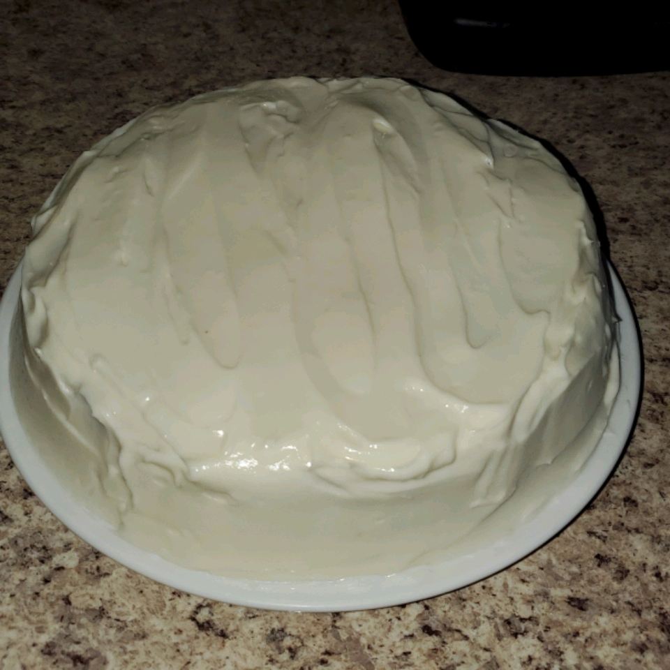 Amaretto Cream Cake