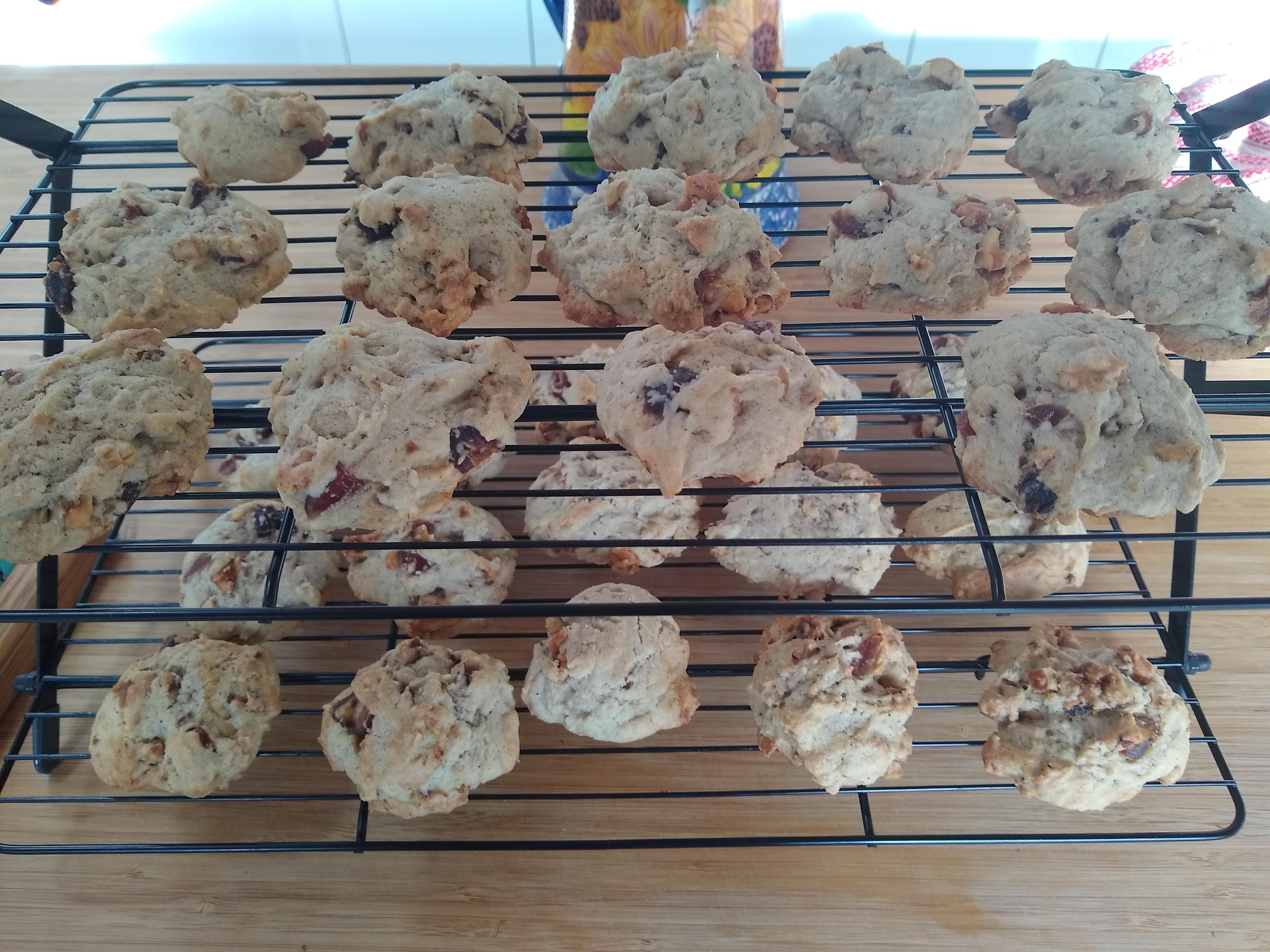 Date Cookies WestCoastRain