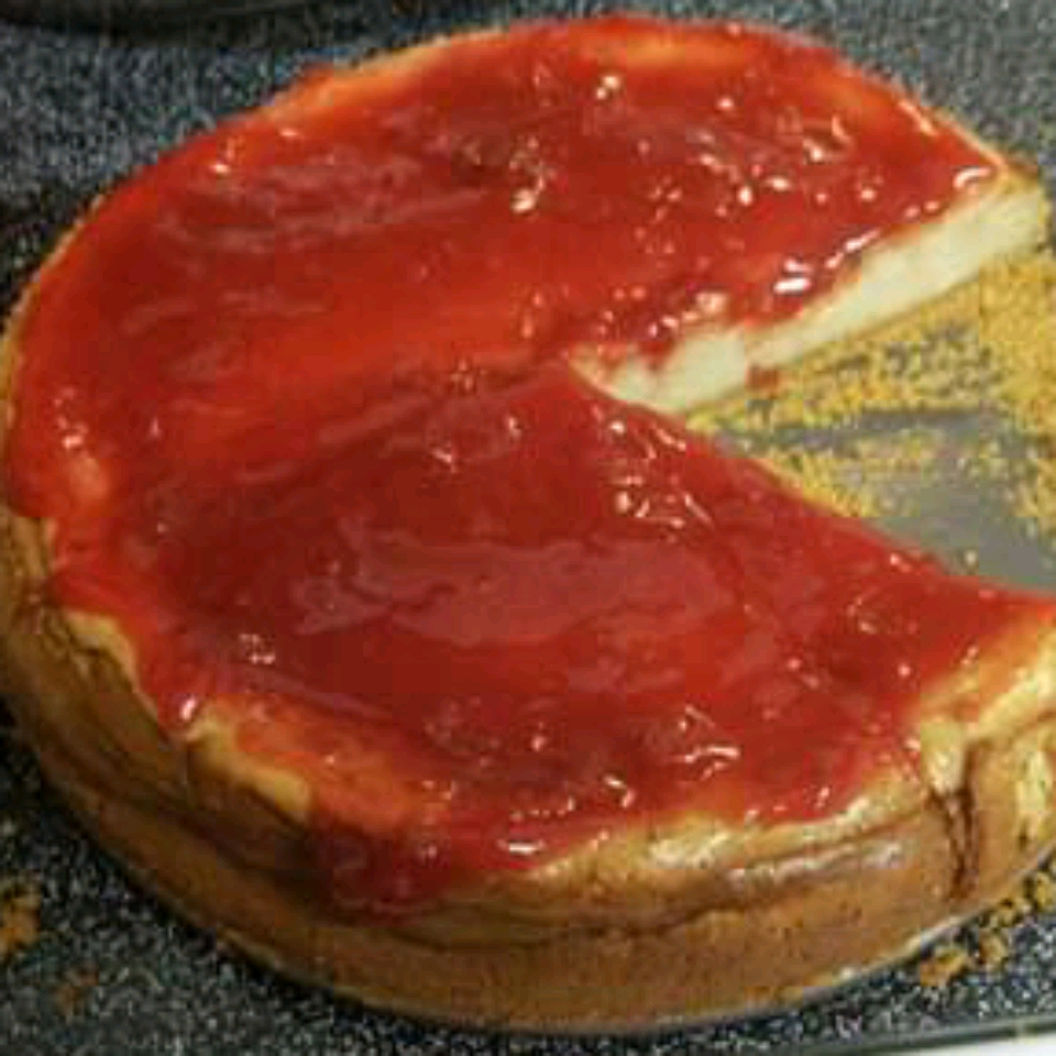 Peanut Butter and Jelly Cheesecake Becky Bartels