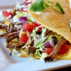 Green Chile Beef Tacos Mary McCarthy Maslowski