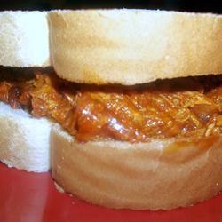 Turkey BBQ Sandwiches