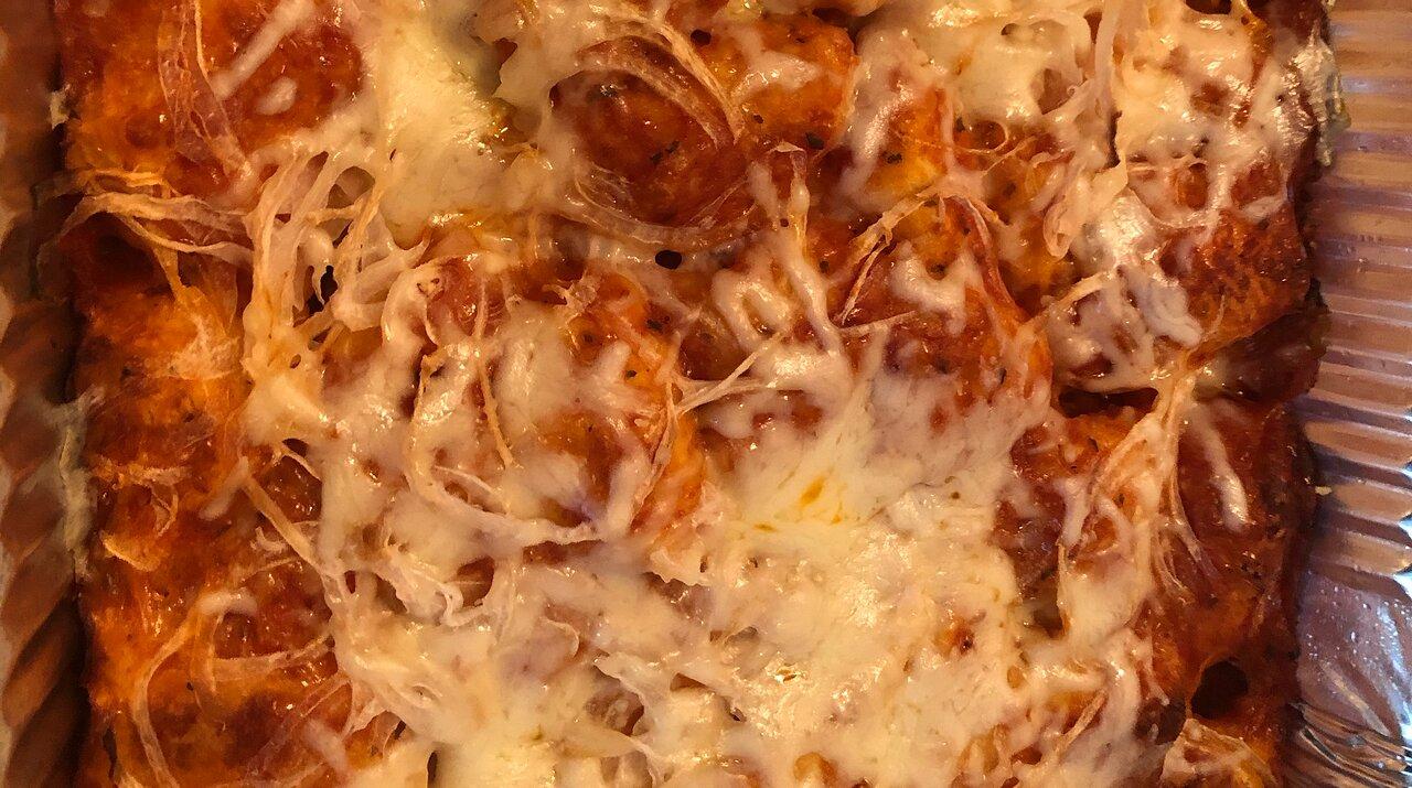Grands!® Pepperoni Pizza Bake