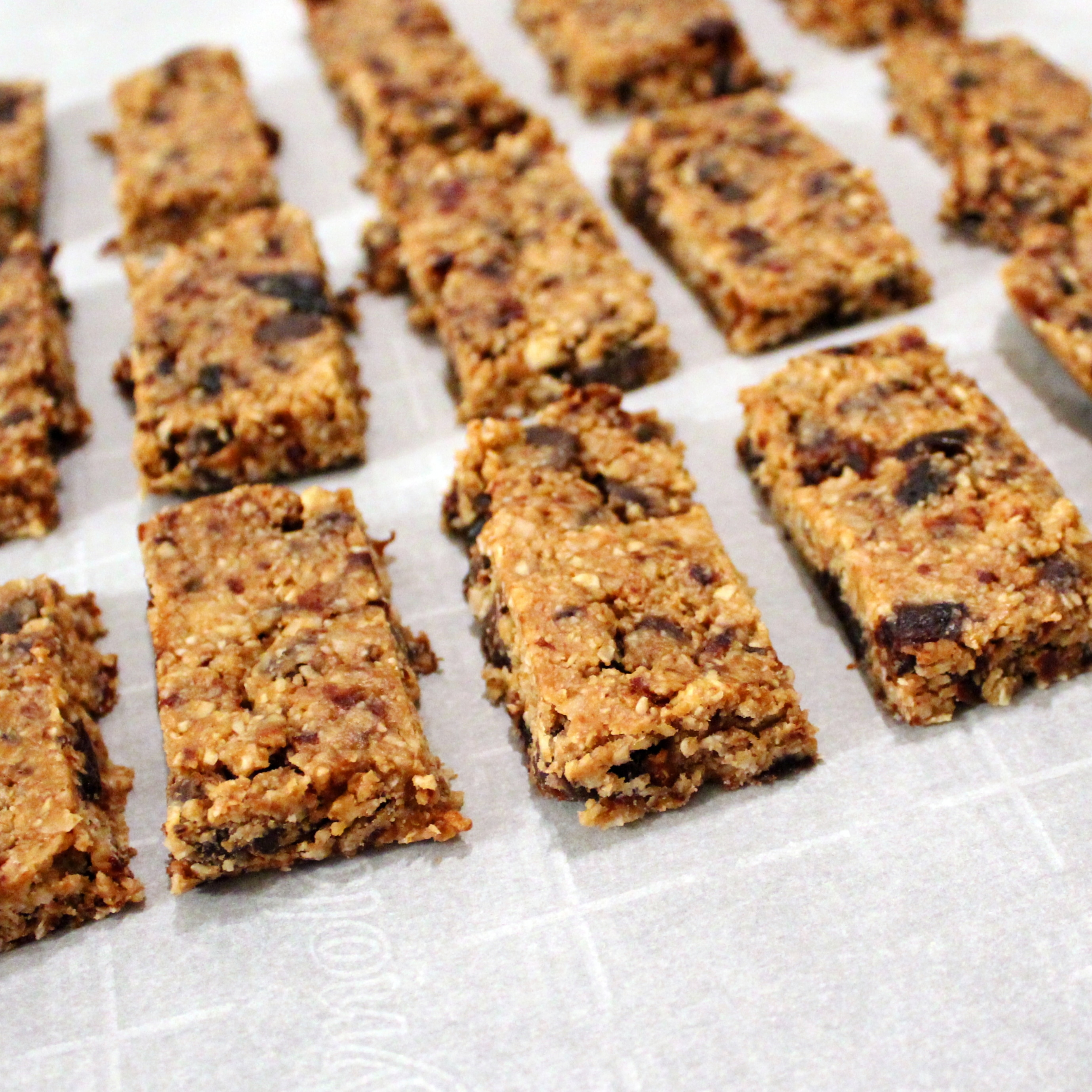 Dried Cherry No-Bake Cookies