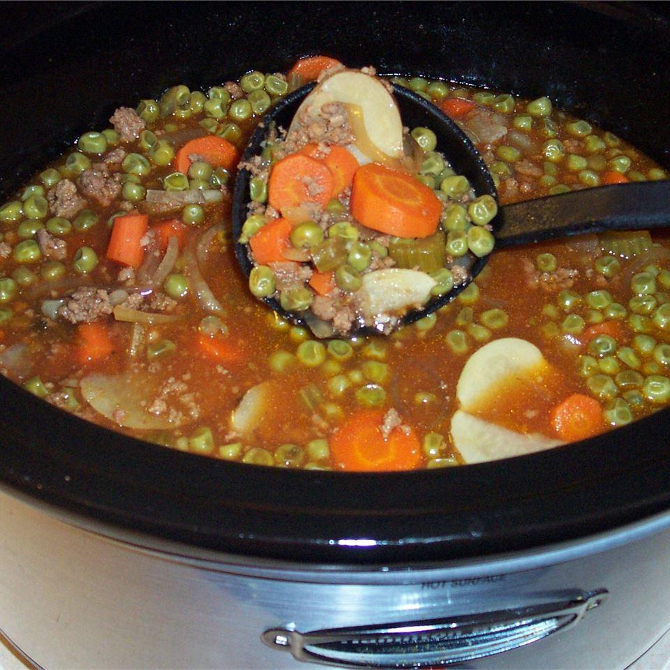 Hamburger Soup II