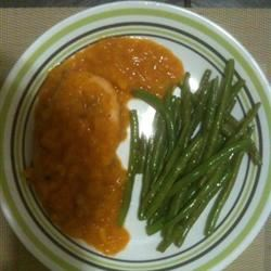 Orange Mango Chicken jcurve