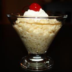 Meadowwood Tapioca Pudding sanzoe